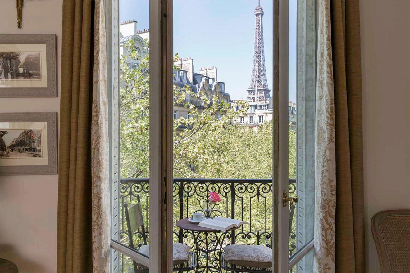 Designer Three Bedroom Paris Holiday Apartment near the Eiffel Tower - Paris Perfect