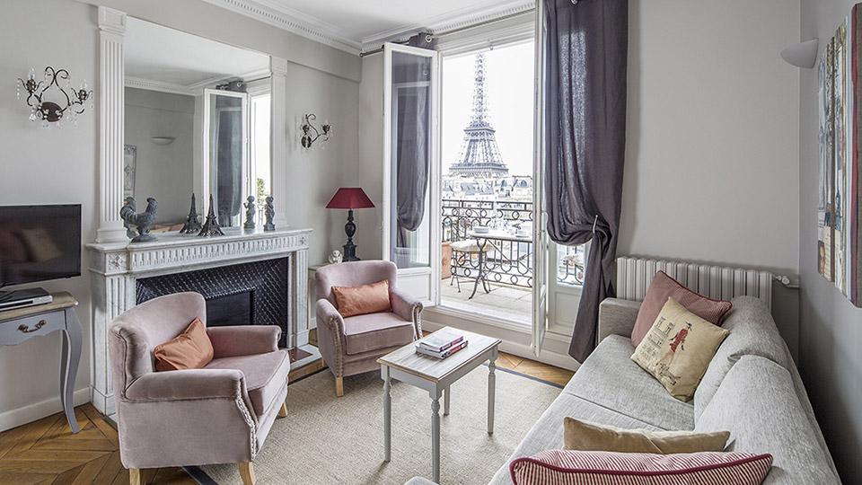 Rent Apartment In Paris For  Days