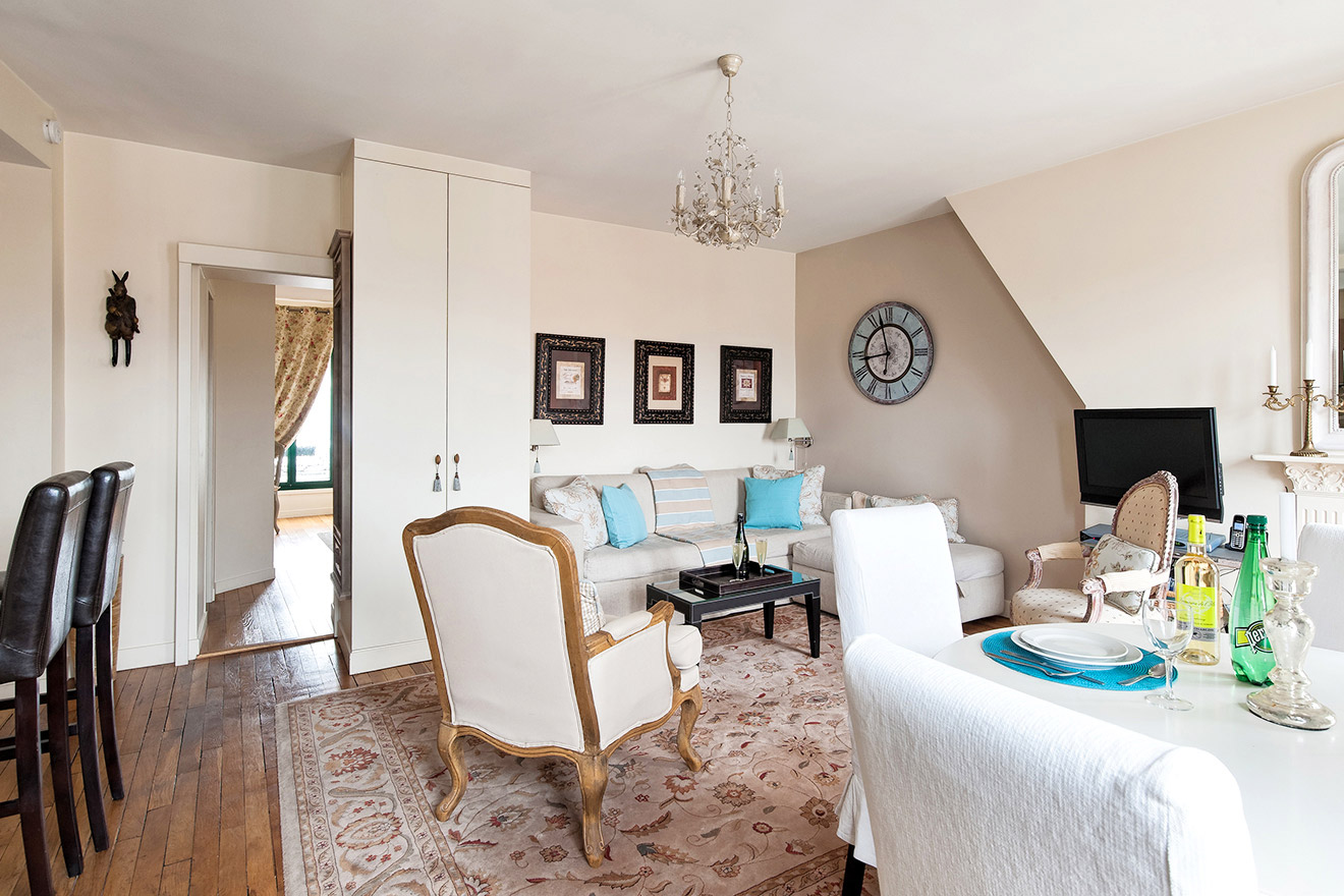 1 bedroom charming paris apartment to rent for your vacation paris perfect