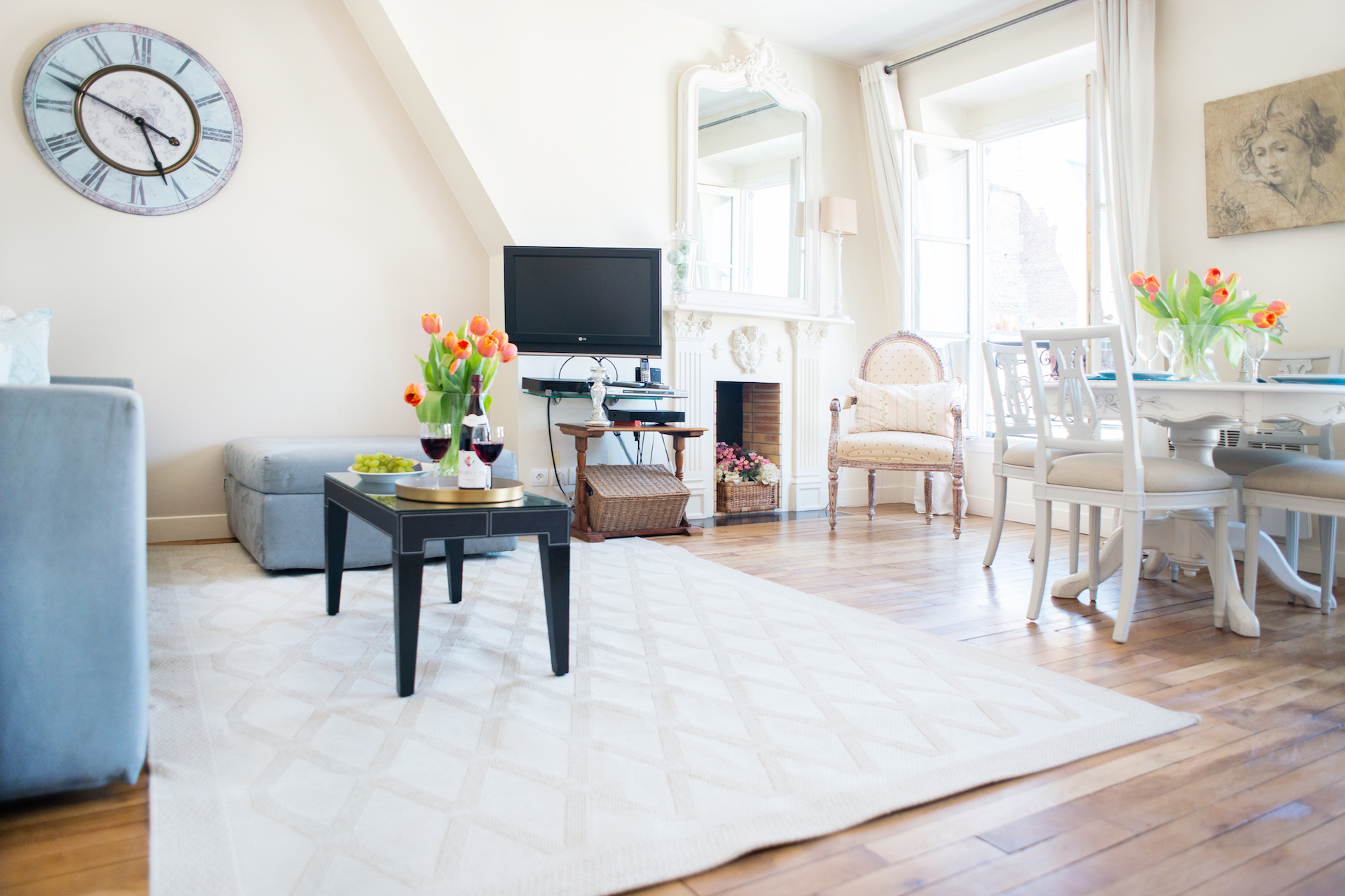 1 bedroom charming paris apartment to rent for your vacation paris perfect sale