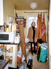 Kir Paris apartment before