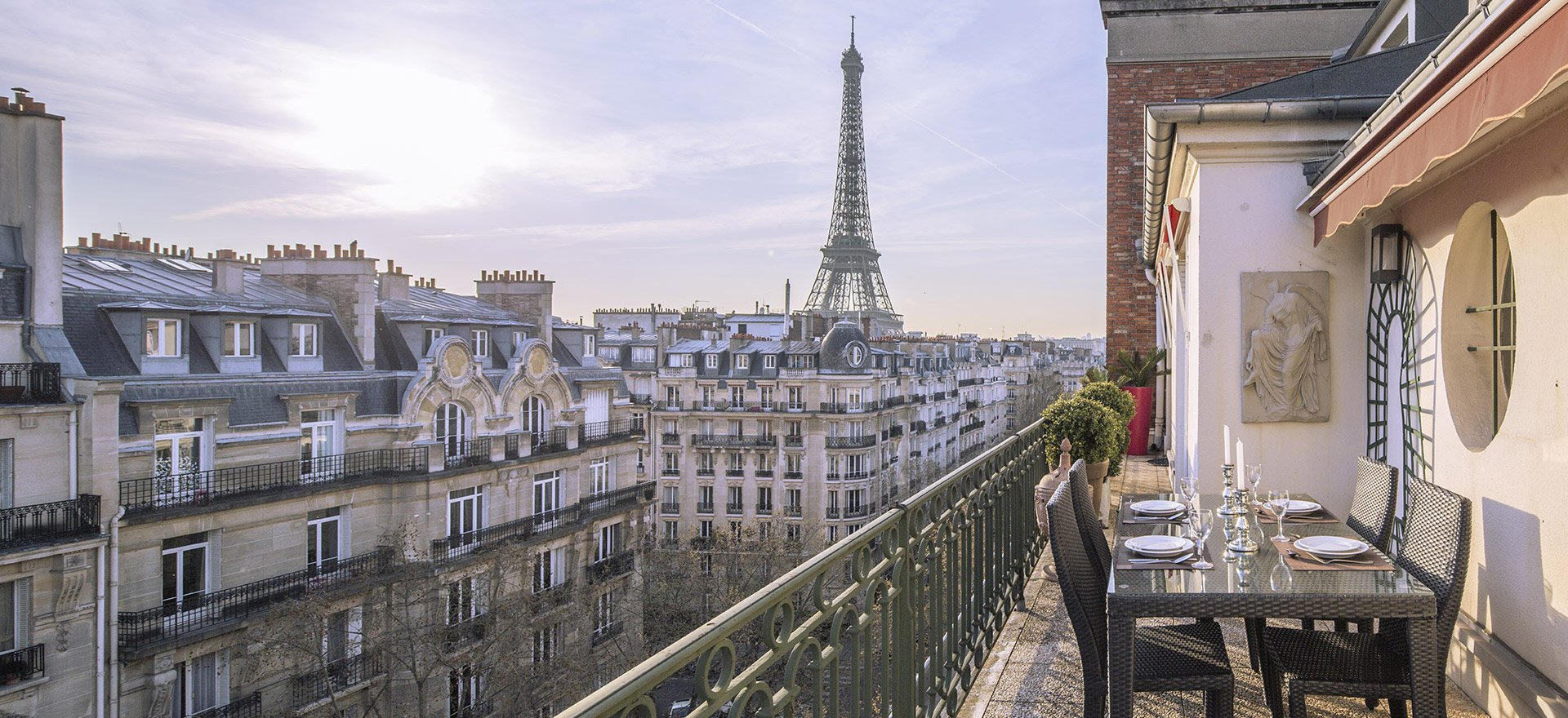 paris vacation apartment rentals - paris perfect