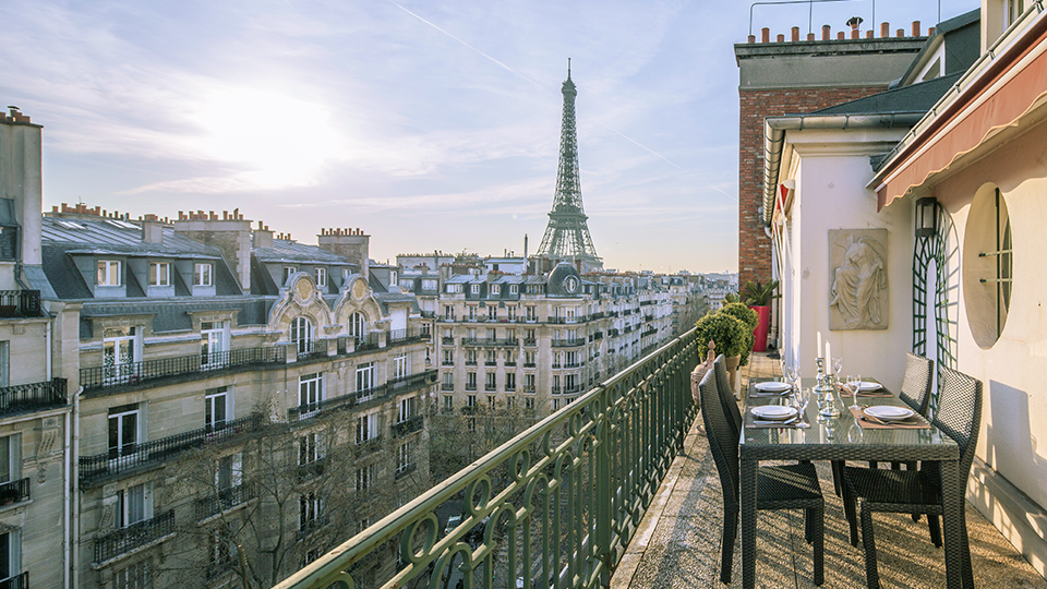 Margaux Vacation Apartment Rental