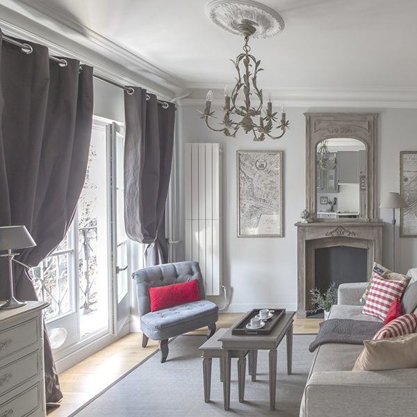 Browse Our Paris Vacation Apartments