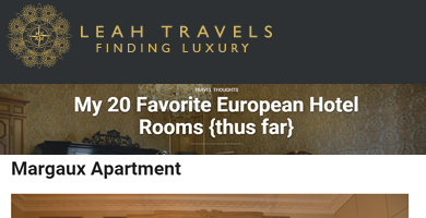 Leah Travels