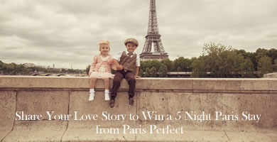 Tell Us Your Love Story and Win a Paris Apartment Rental 5 Night Stay