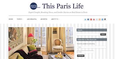This Paris Life 2015 January