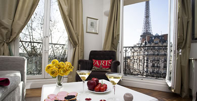 Three of the Most Romantic Apartments in the World Have Been Crowned
