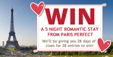 5 Night Romantic Stay Contest