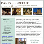 Some of our favorite scenes from Paris during the festive season!