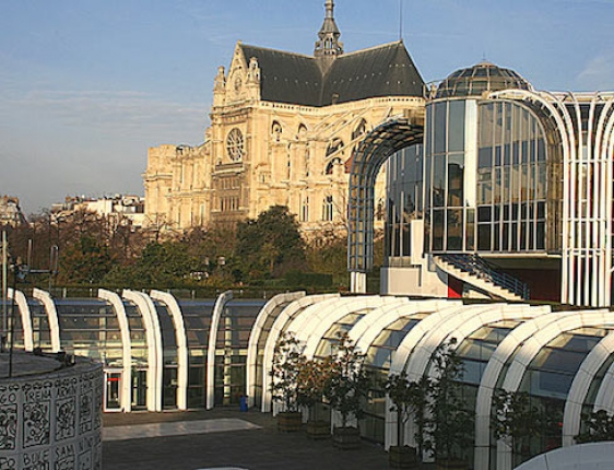 Les halles shopping centre paris - Les halles paris shopping ...