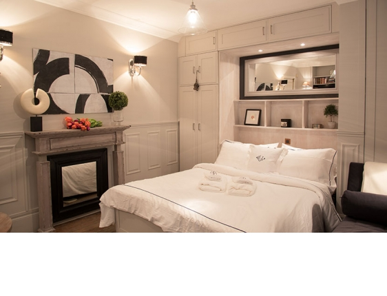 Charming Studio Vacation Rental Near Saint-Germain-des-Prés