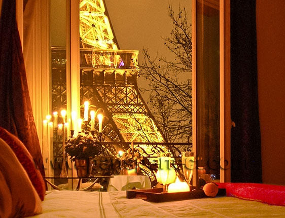 Most Romantic Hotels Getaways Paris France Apartments For