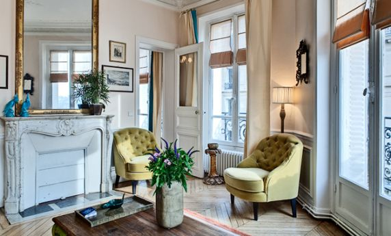 Book 2 Bedroom Paris Apartment Rental on Saint Louis Island ...