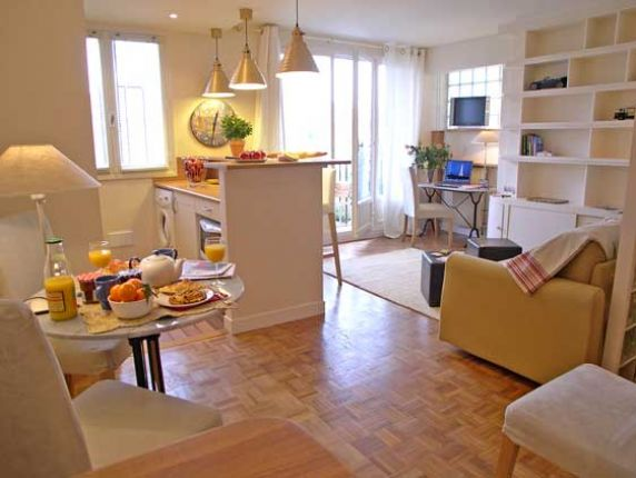 Studio Apartment To Rent Near The Eiffel Tower Paris Perfect