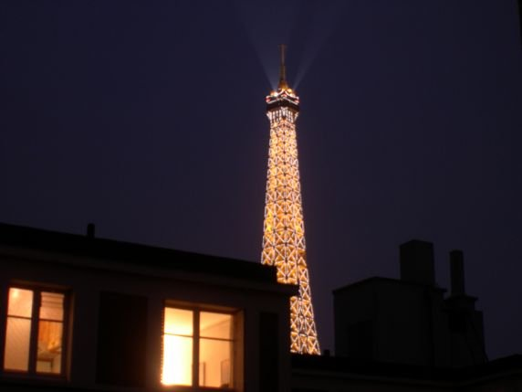 Eiffel Tower Holiday Rental