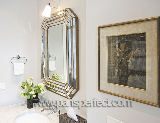 Combathroom Lighting Above Mirror : Bathrooms