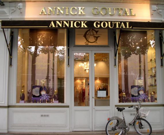 Boutique perfume store paris annick goutal - Paris shopping boutiques ...