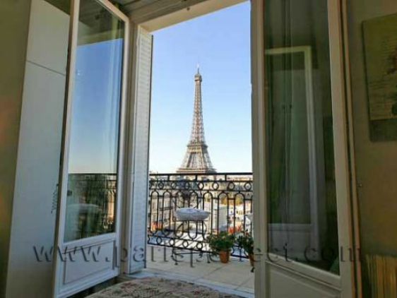 Eiffel tower apartment live the high life aparthotel Eiffel tower secret room