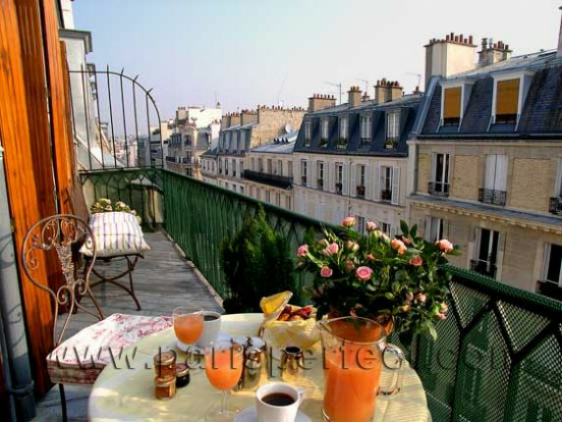 Book 1 Bedroom Rent an Apartment in Paris near rue Cler - Paris