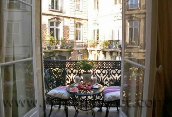 Paris Apartments For Rent With A View