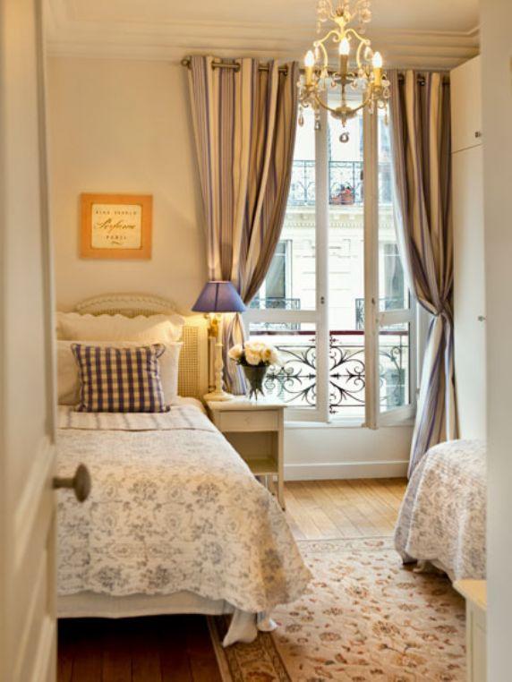Second Bedroom - Cotes du Rhone Apartment