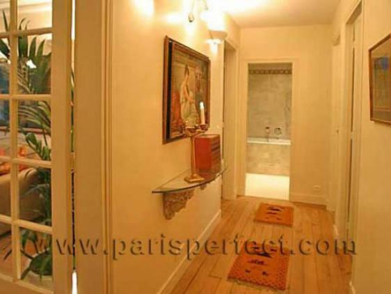 3 Bedroom Apartment Rental Paris
