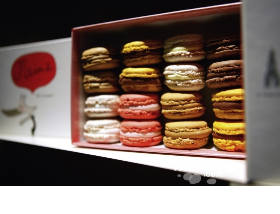 The best macarons and chocolates in Paris at Pierre Hermé