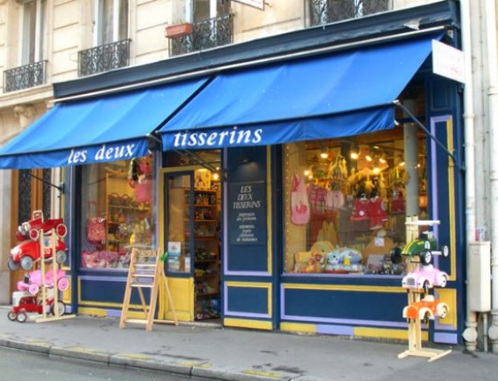Paris Toy Stores