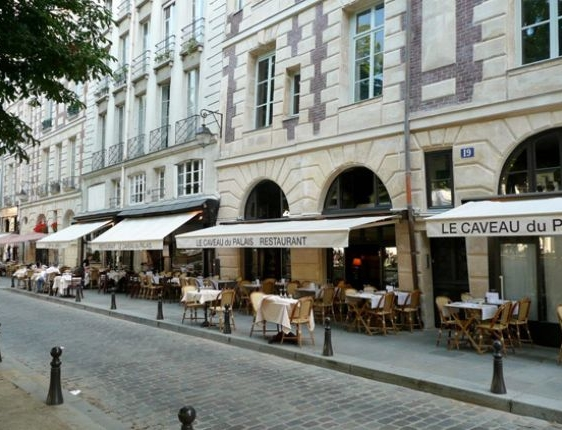 Restaurants in 5th Arrondissement