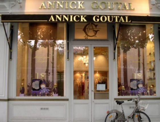 Beautiful and tempting boutiques in Saint-Germain
