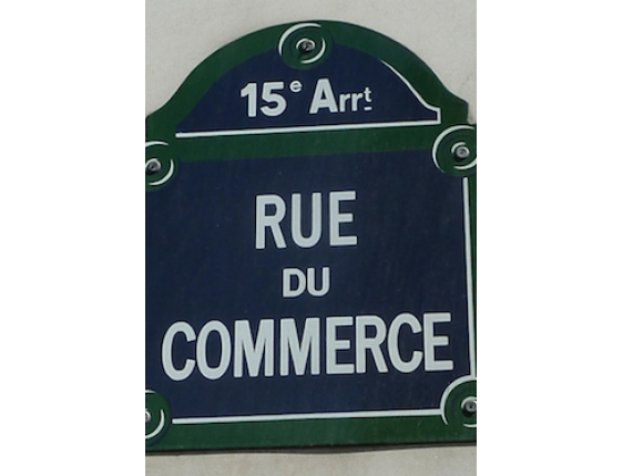 Rue du commerce shopping street - Rue du commerce literie ...