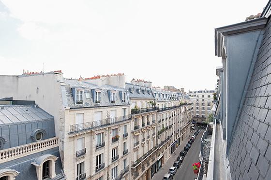 Sunrise Pouilly Apartment Paris
