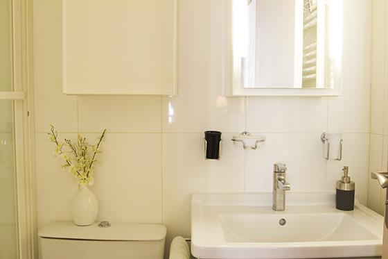 Bathroom Studio Apartment Paris