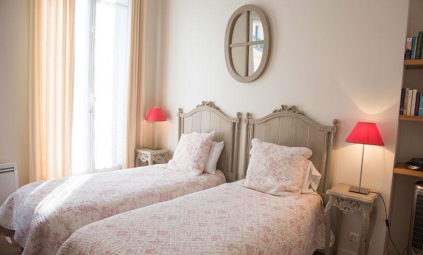 Provencal Bedspreads - Corton Paris Apartment