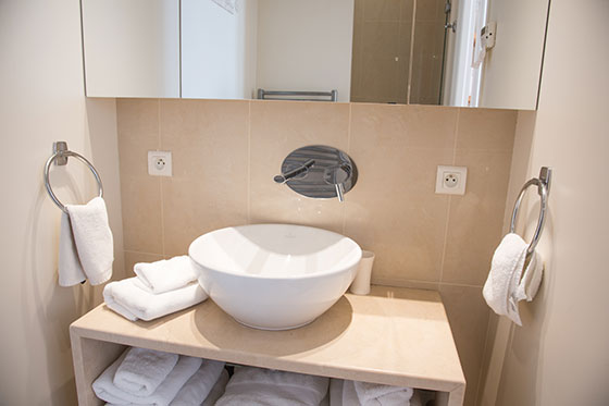 2 Bathroom Saint Germain Apartment Paris
