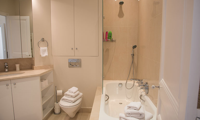 Saint Germain Apartments - Bathroom