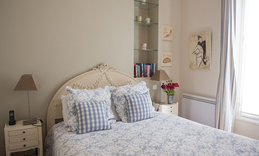 Two Bedroom Saint Germain Apartments