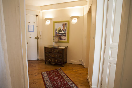 Sancerre Apartment Rental in Paris