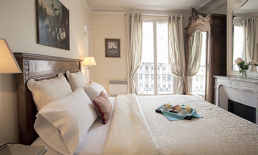 2 Bedroom Apartment Rental in Paris