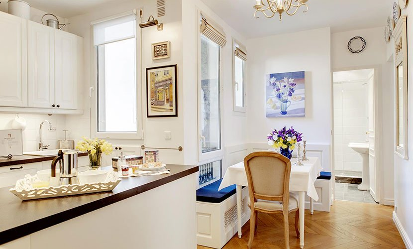 Luxury Marais Apartment Rental