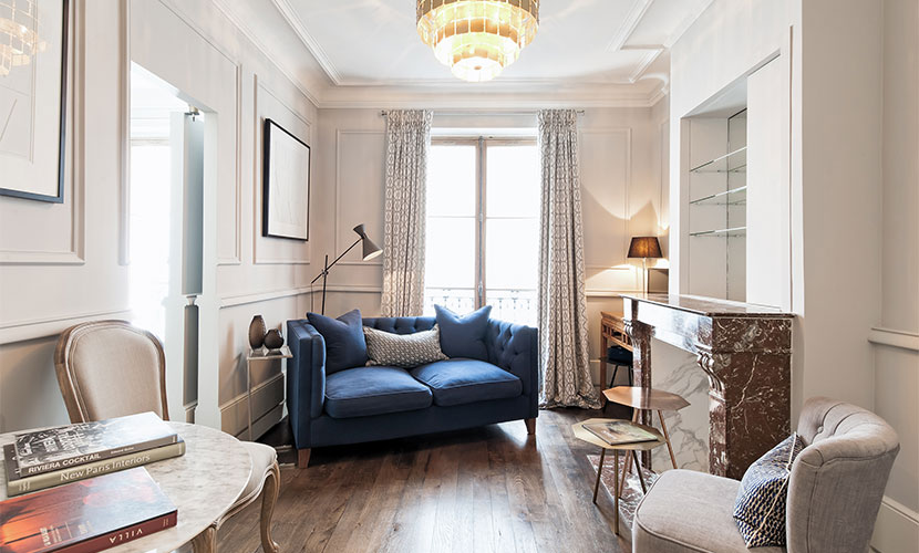 One Bedroom Paris Vacation Rental