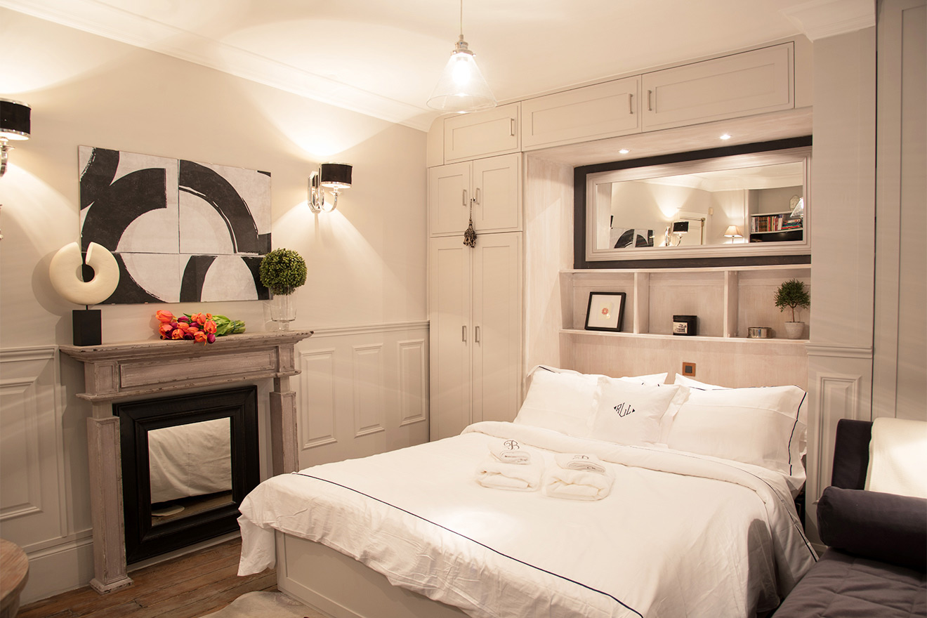 Studio Apartment Rental in Paris