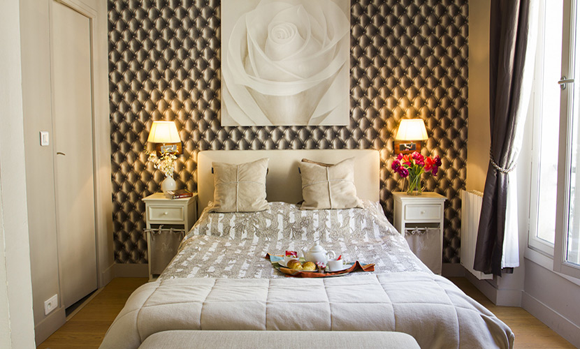 Romantic Parisian Studio Rental