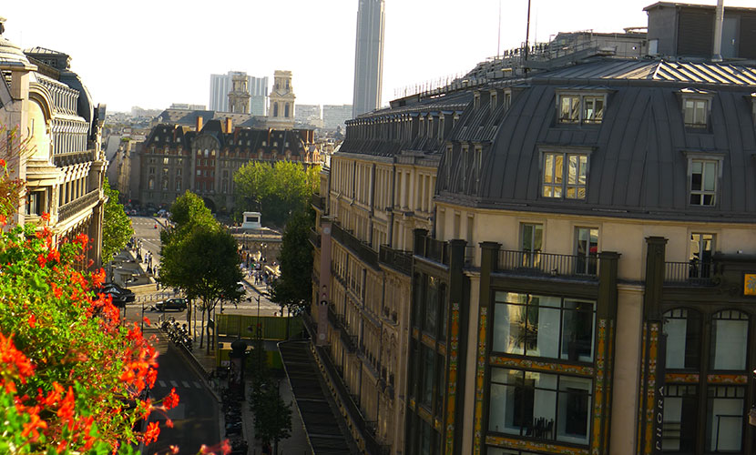 Paris Short Term Apartment Rental