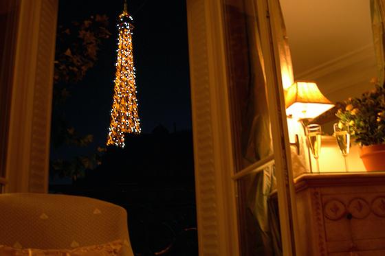 Eiffel Tower Apartment in Paris