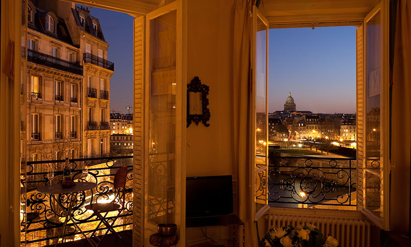 Book 2 Bedroom Paris Apartment Rental On Saint Louis
