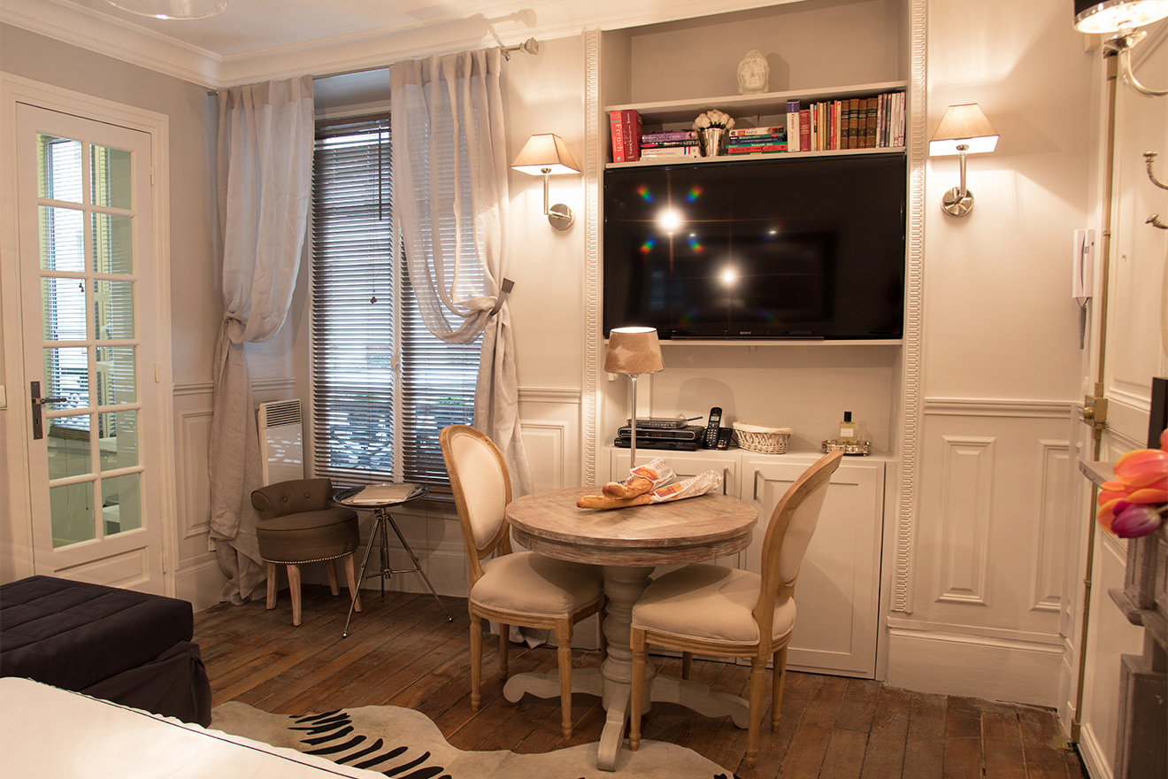Paris Studio with Kitchenette