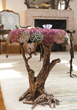 Decorative Tree Stool