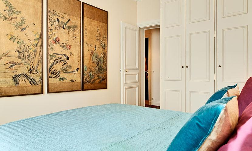 Book 2 Bedroom Paris Apartment Rental on Saint Louis ...